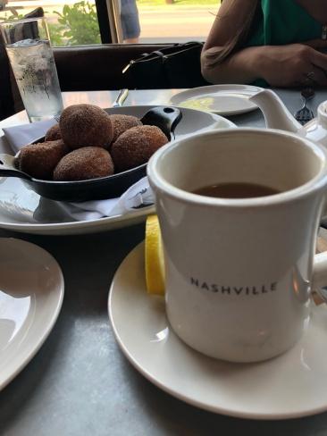 Doughnuts at Josephine